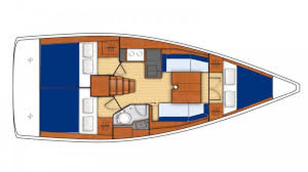 Bénéteau Oceanis 35.1 te huur van particulier of professional in Carloforte