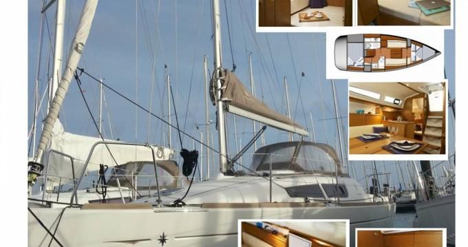 Bootverhuur Jeanneau Sun Odyssey 30i in Port-Haliguen via SamBoat