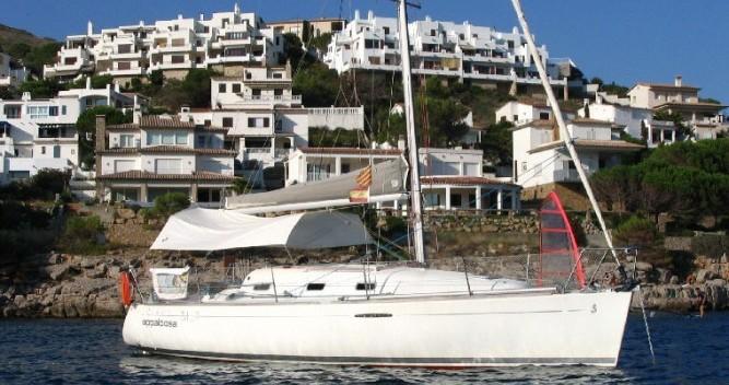 Verhuur Zeilboot in Mauguio - Bénéteau First 31.7