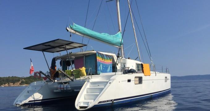 Bootverhuur Hyères goedkoop Lagoon 440