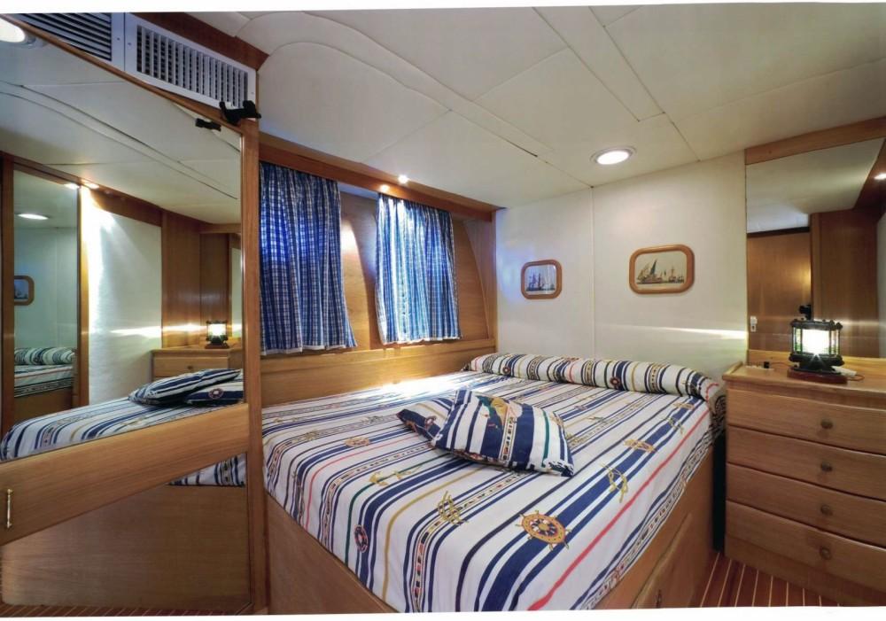 Cantieri navali di Chiavari Heron 21 te huur van particulier of professional in Castellammare di Stabia