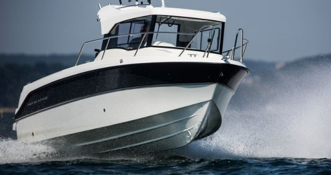 Verhuur Motorboot in La Rochelle - Parker PilotHouse 660