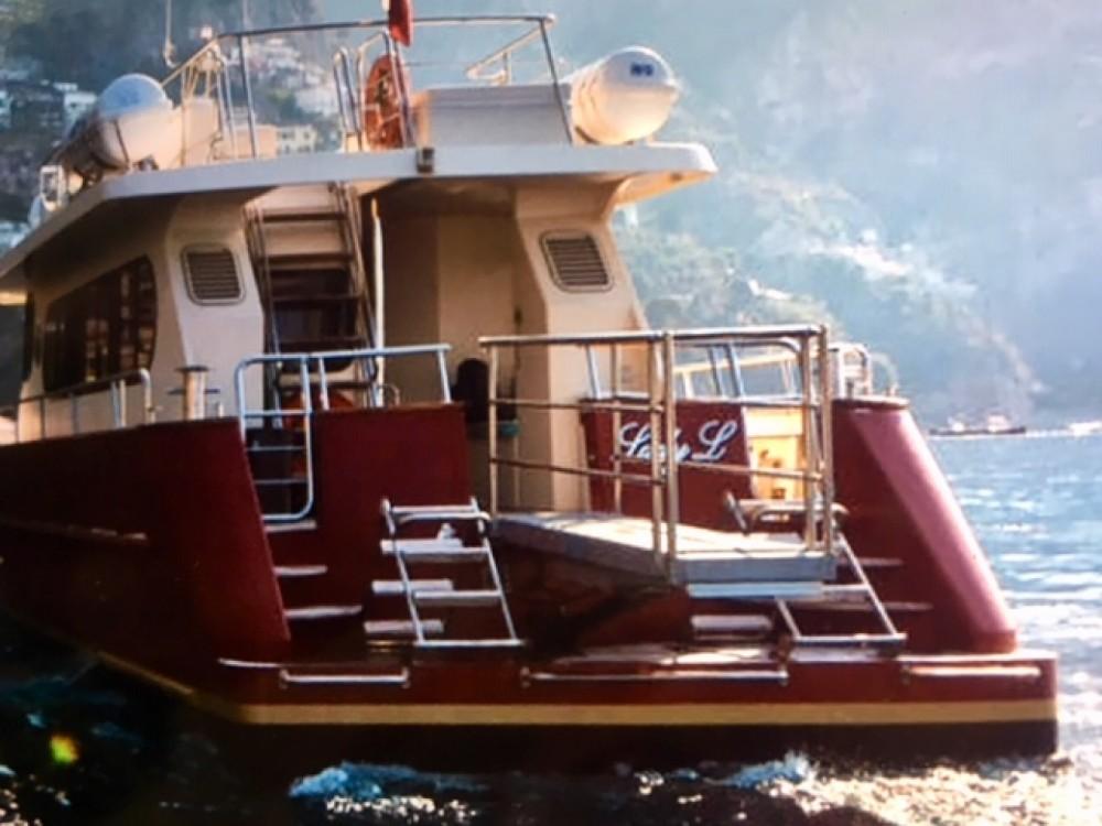 Verhuur Jacht in Positano - Fairline Squadron 60