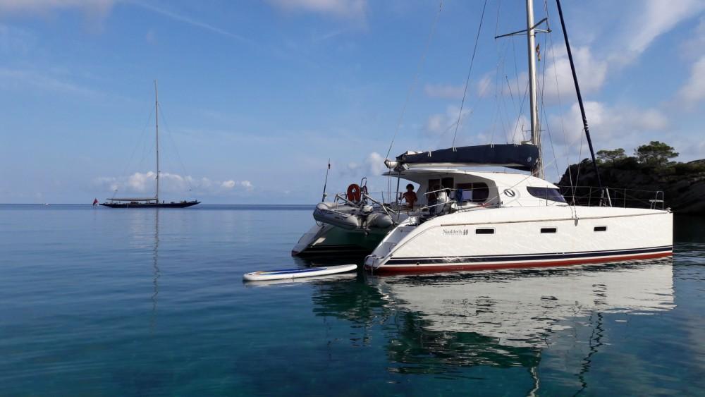Catamaran te huur in Korfoe voor de beste prijs