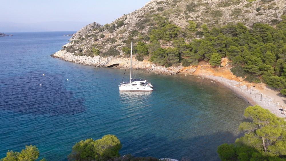 Huur een Nautitech Nautitech 40 in Korfoe