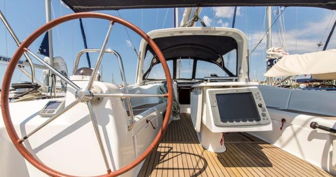 Verhuur Zeilboot in Lávrio - Bénéteau Oceanis 50 Family