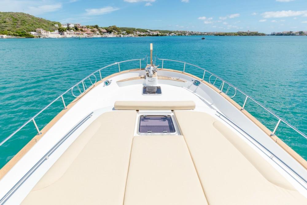 Huur Jacht met of zonder schipper Menorquin Yachts in San Vito Lo Capo