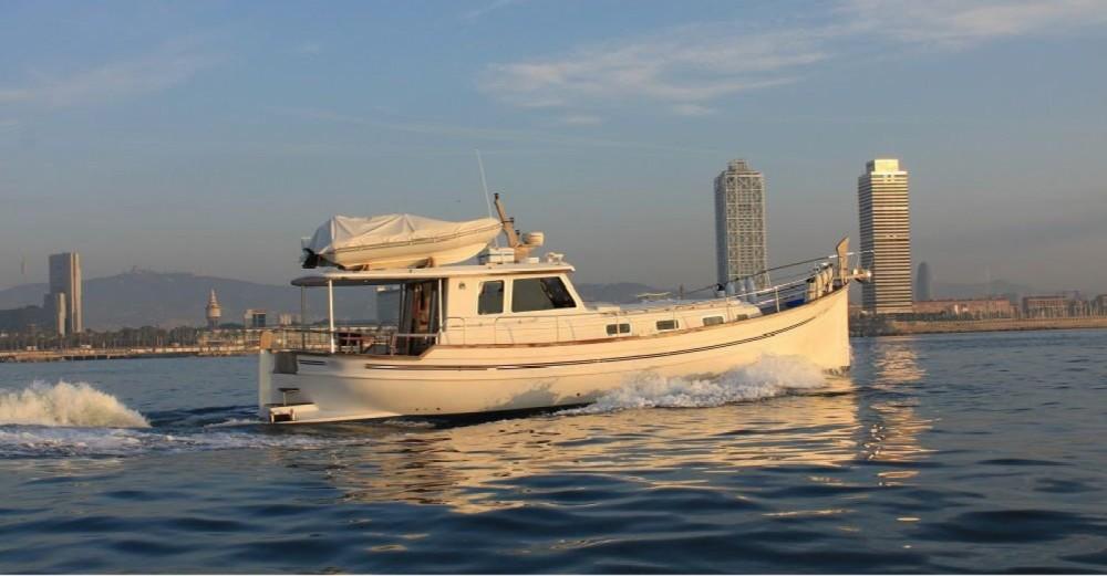 Verhuur Jacht in San Vito Lo Capo - Menorquin Yachts 150