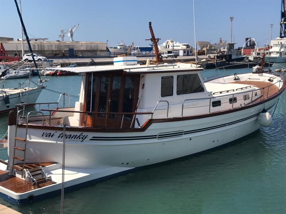 Verhuur Jacht Menorquin Yachts met vaarbewijs