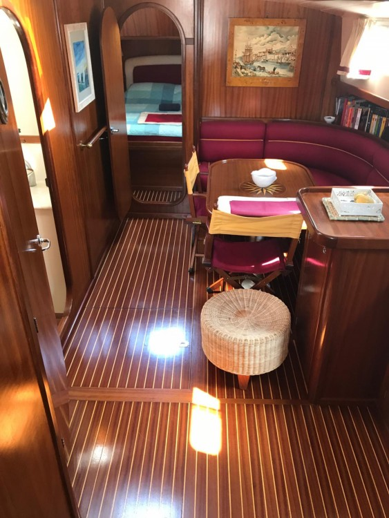 Jachthuur in San Vito Lo Capo - Menorquin Yachts 150 via SamBoat