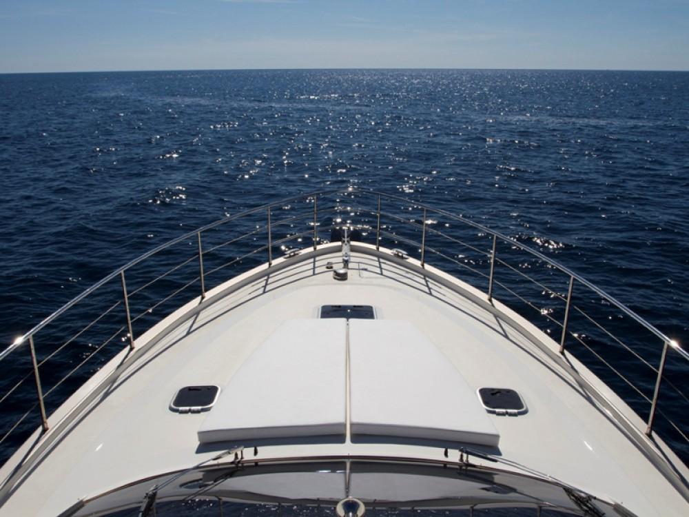 Huur Motorboot met of zonder schipper Cyrus in Rovinj