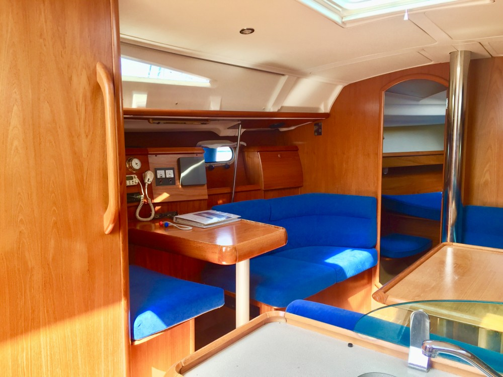 Jachthuur in Marsala - Jeanneau Sun Odyssey 40.3 via SamBoat