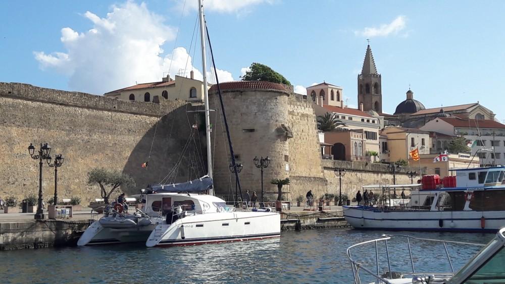 Verhuur Catamaran in Korfoe - Nautitech Nautitech 40