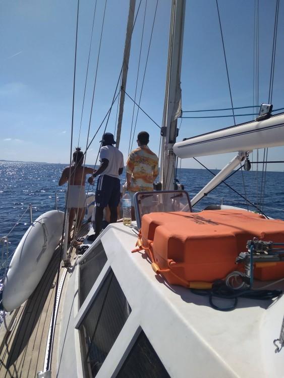 Verhuur Zeilboot Van de Stadt met vaarbewijs