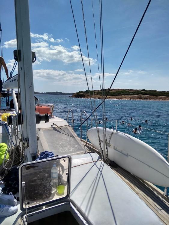 Verhuur Zeilboot in Athene - Van de Stadt 46