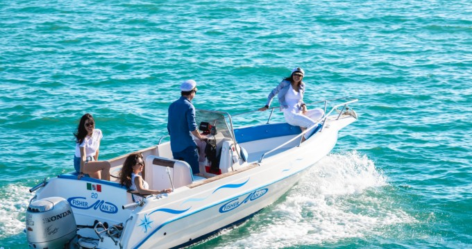 Jachthuur in Benalmádena - Mimi Fisherman via SamBoat