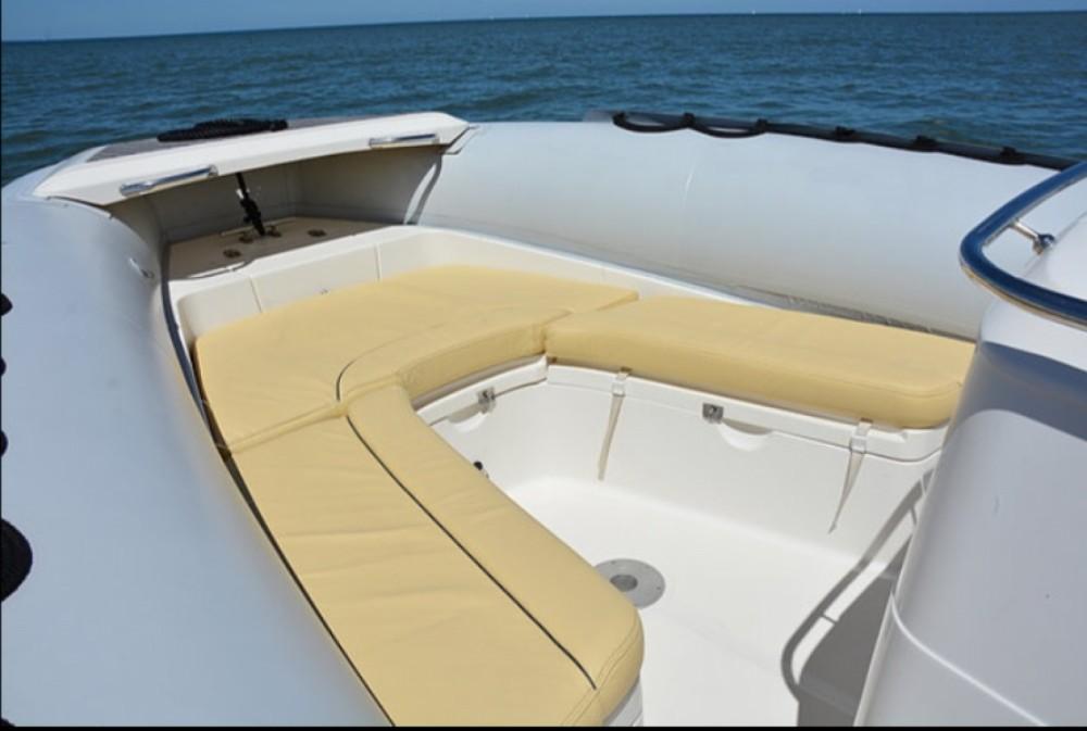 Verhuur Rubberboot in Lège-Cap-Ferret - Kelt Sea Hawk 225