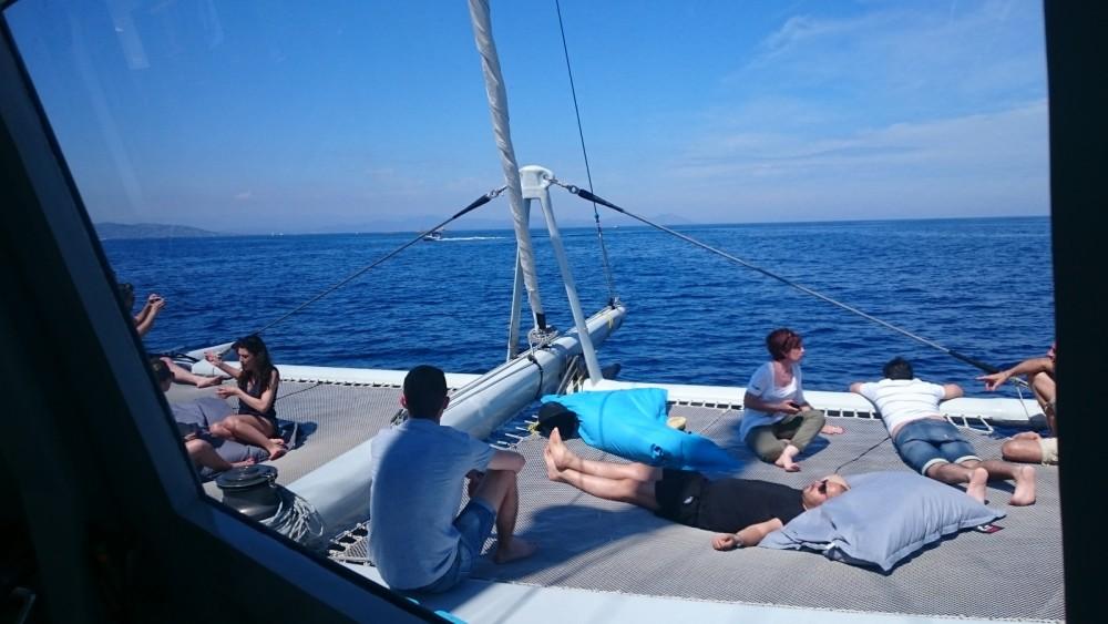 Verhuur Catamaran in Le Marin - Maxi Catamaran NC