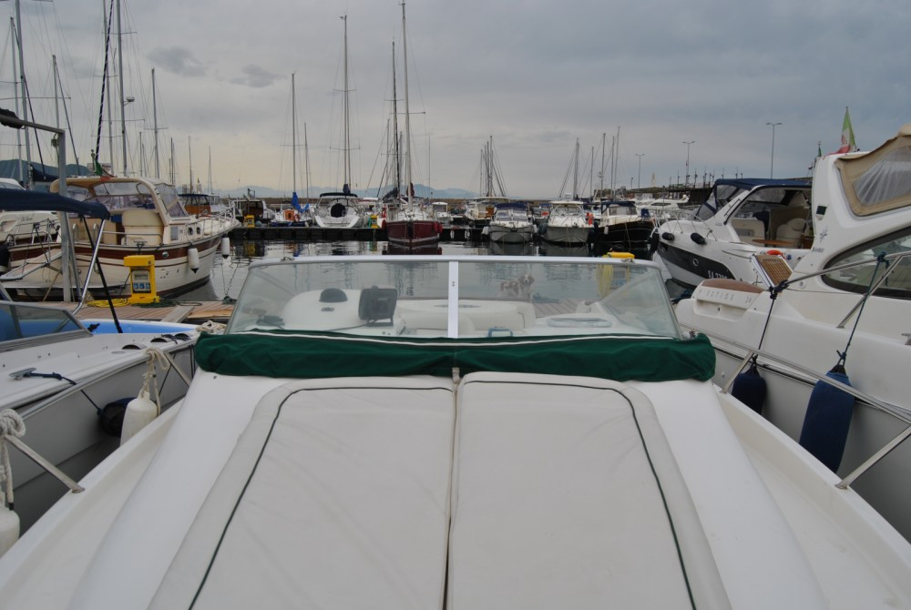 Jachthuur in Salerno - Jeanneau Leader 805 via SamBoat