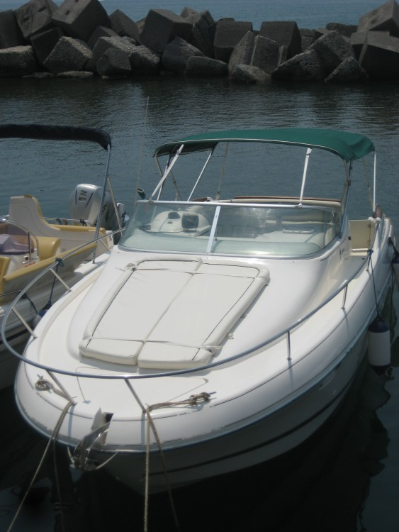 Verhuur Motorboot in Salerno - Jeanneau Leader 805