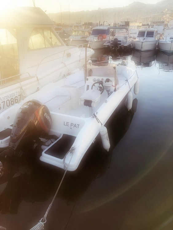 Verhuur Motorboot in Marseille - wavexpert open 6200