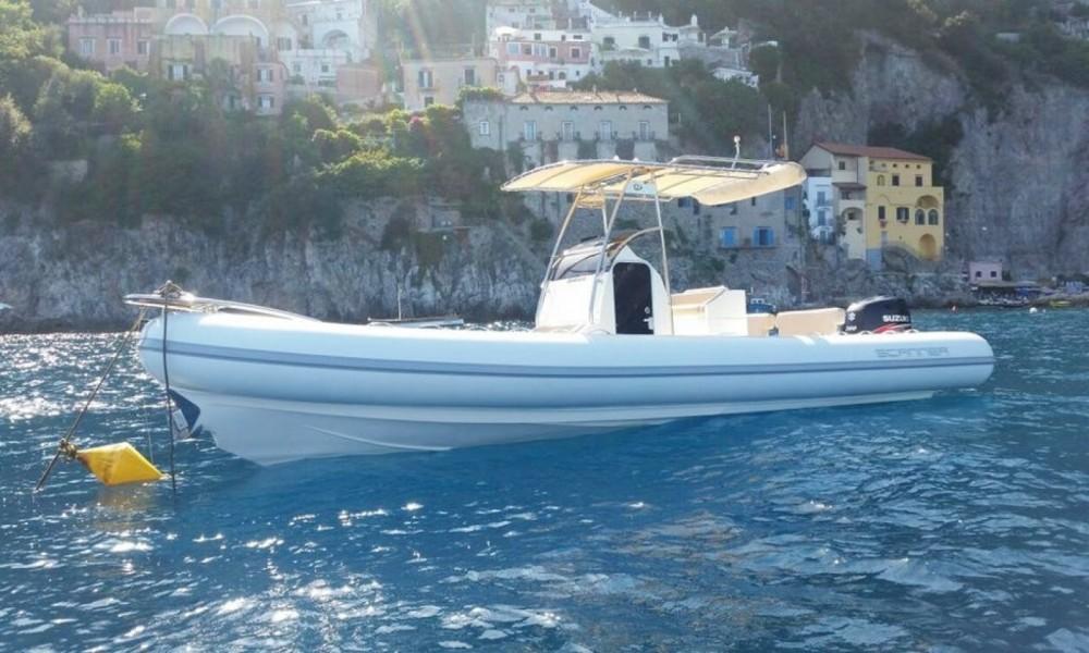 Huur een Scanner 870 D in Salerno