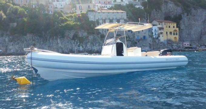 Verhuur Rubberboot Scanner met vaarbewijs
