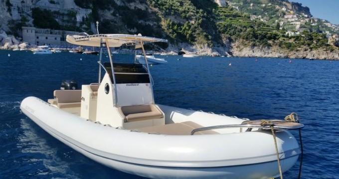 Verhuur Rubberboot in Salerno - Scanner 870 D