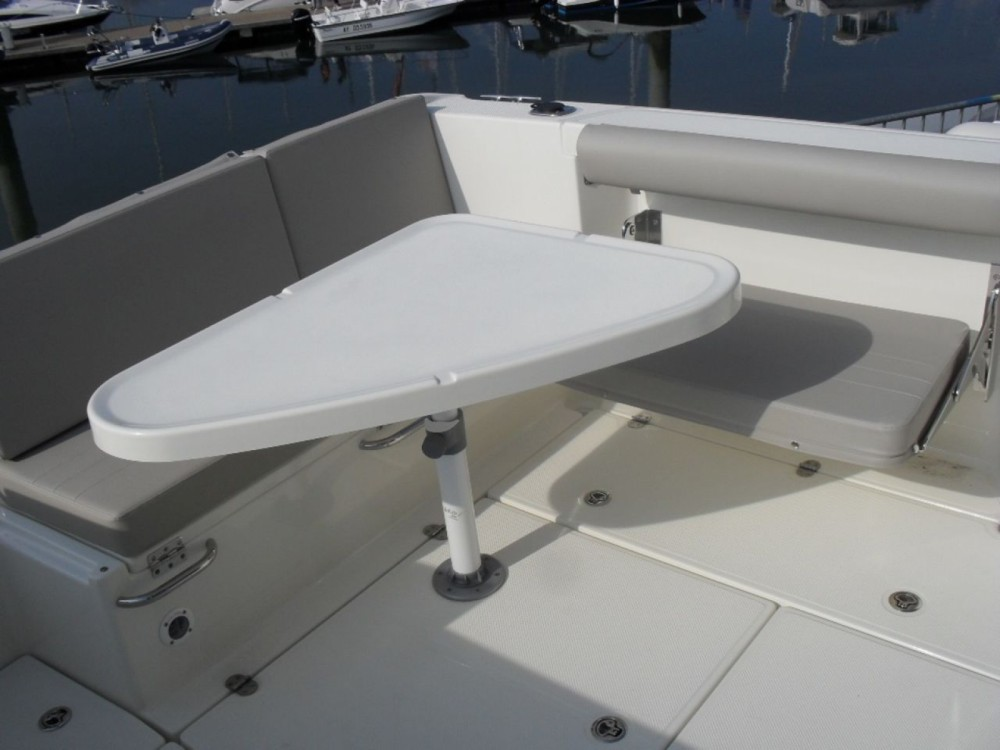 Verhuur Motorboot in Clohars-Carnoët - Quicksilver Activ 605 Pilothouse