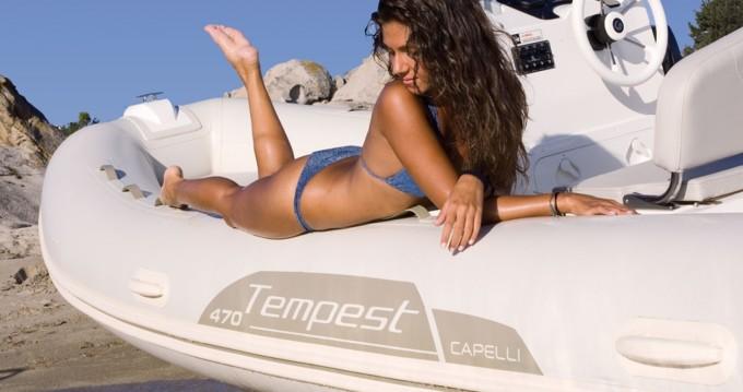 Capelli Tempest 470 te huur van particulier of professional in Ibiza Island