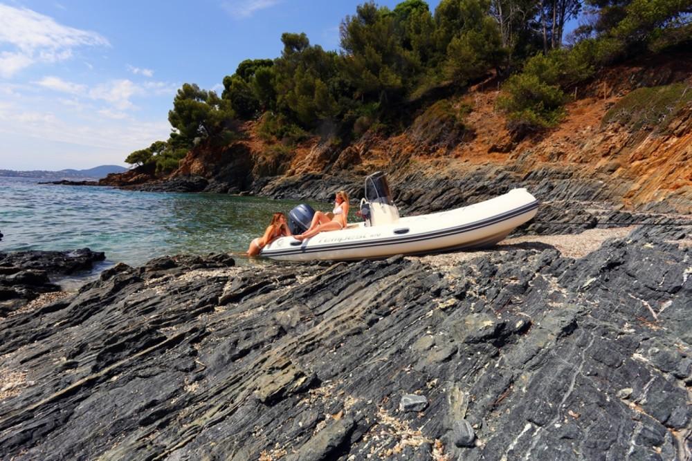 Bootverhuur Capelli Tempest 470 in Eivissa via SamBoat