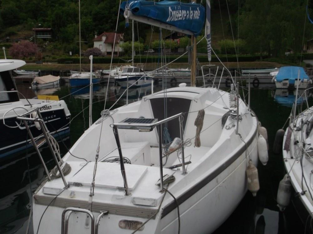 Verhuur Zeilboot in Conjux - Dufour Dufour 27