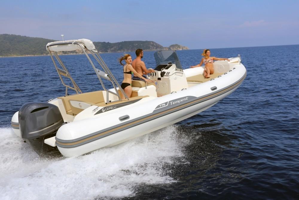 Jachthuur in Eivissa - Capelli Tempest 775 via SamBoat