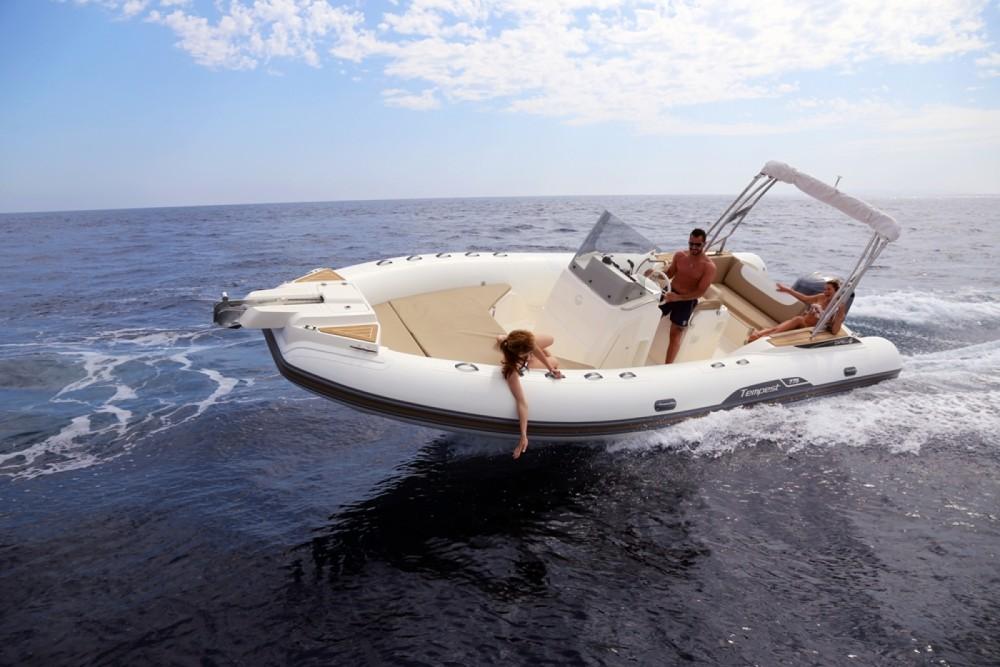 Capelli Tempest 775 te huur van particulier of professional in Eivissa