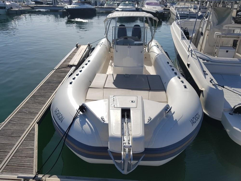 Rubberboot te huur in Eivissa voor de beste prijs