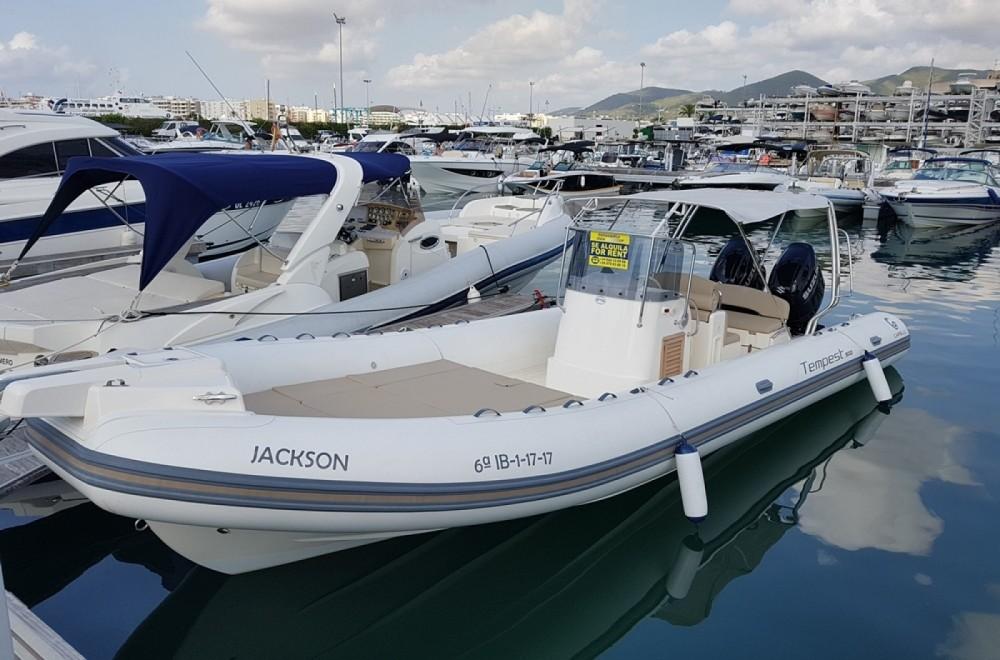 Capelli Tempest 900 Sun te huur van particulier of professional in Eivissa