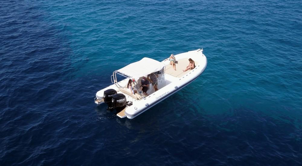Jachthuur in Eivissa - Capelli Tempest 900 Sun via SamBoat