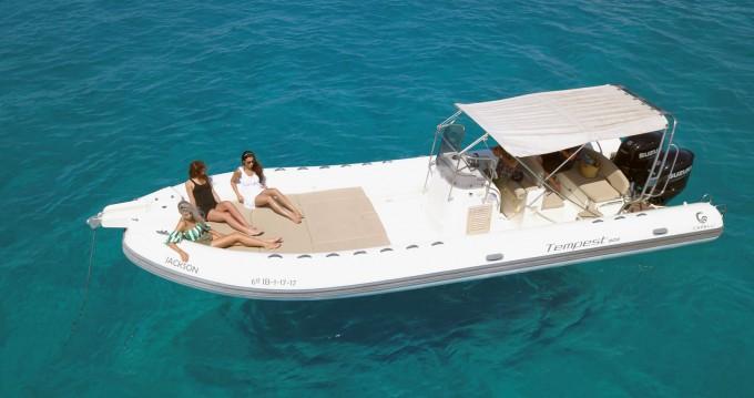 Jachthuur in Ibiza Island - Capelli Tempest 900 Sun via SamBoat