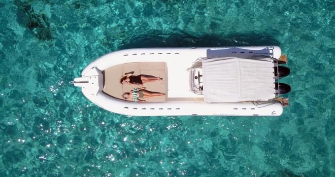 Bootverhuur Capelli Tempest 900 Sun in Ibiza Island via SamBoat