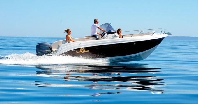Pacific Craft Pacific Craft 625 Open te huur van particulier of professional in Ibiza Island