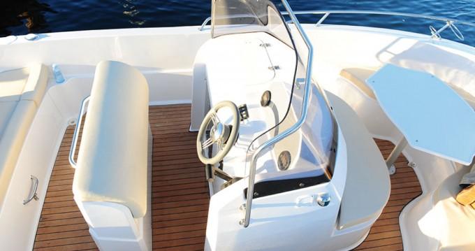Huur Motorboot met of zonder schipper Pacific Craft in Ibiza Island