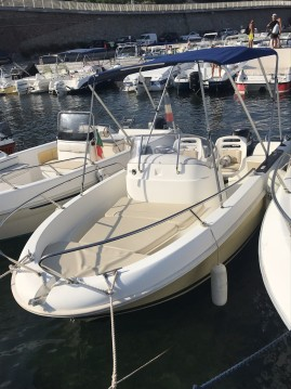Verhuur Motorboot in Saint-Raphaël - Jeanneau Cap Camarat 515 Style