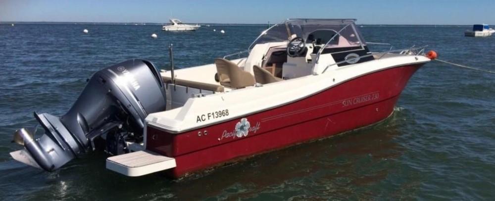Motorboot te huur in Arcachon voor de beste prijs