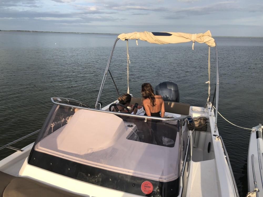 Huur Motorboot met of zonder schipper Pacific Craft in Arcachon