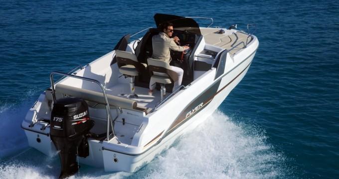 Huur Motorboot met of zonder schipper Bénéteau in Ibiza Island