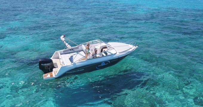 Huur een Pacific Craft Pacific Craft 700 DC in Ibiza Island