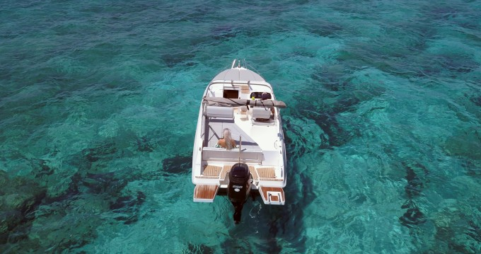 Pacific Craft Pacific Craft 700 DC te huur van particulier of professional in Ibiza Island