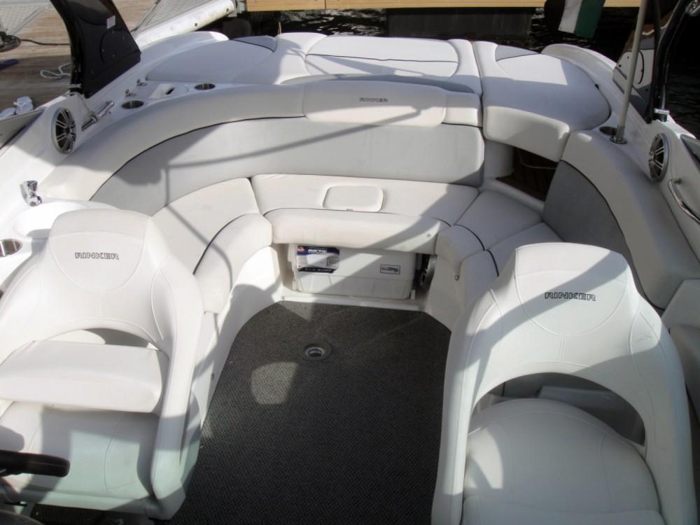 Verhuur Motorboot in Sant Antoni de Portmany - Rinker 246 CB