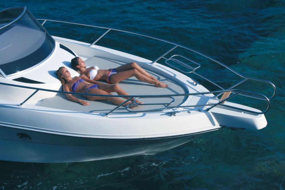 Huur Motorboot met of zonder schipper Capelli in Eivissa