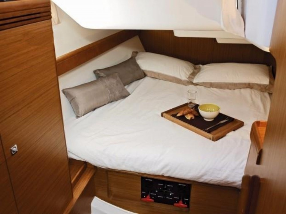 Verhuur Zeilboot in Salerno - Jeanneau Sun Odyssey 36i